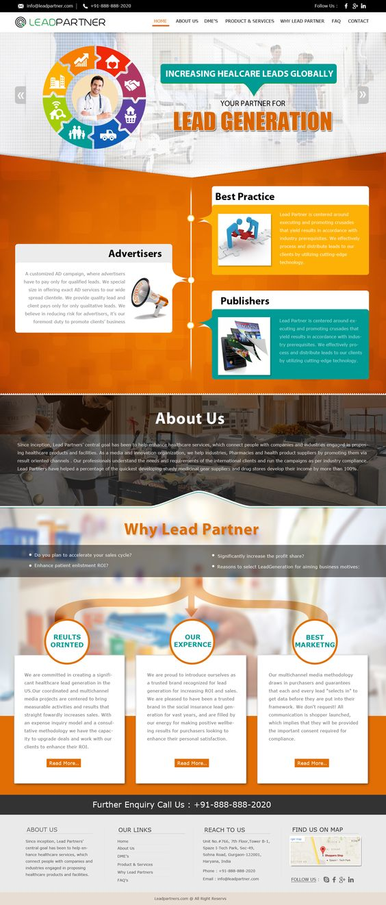 Website Design - Web Info Solution